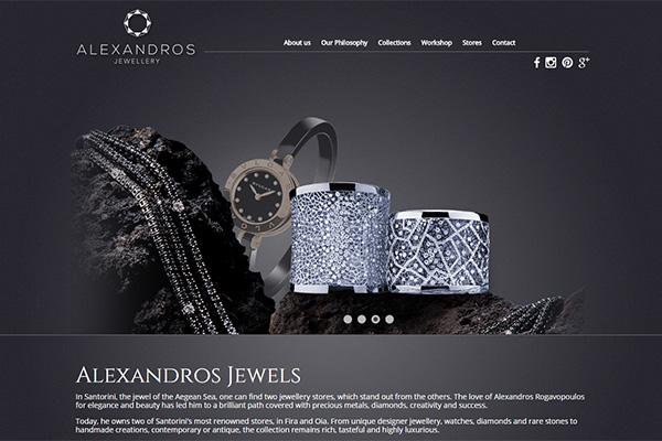 Alexandros jewelry